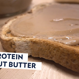 Get More Out Of Your Snacks With This Protein Peanut Butter (Recipe)