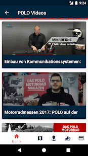 POLO Motorrad- screenshot thumbnail