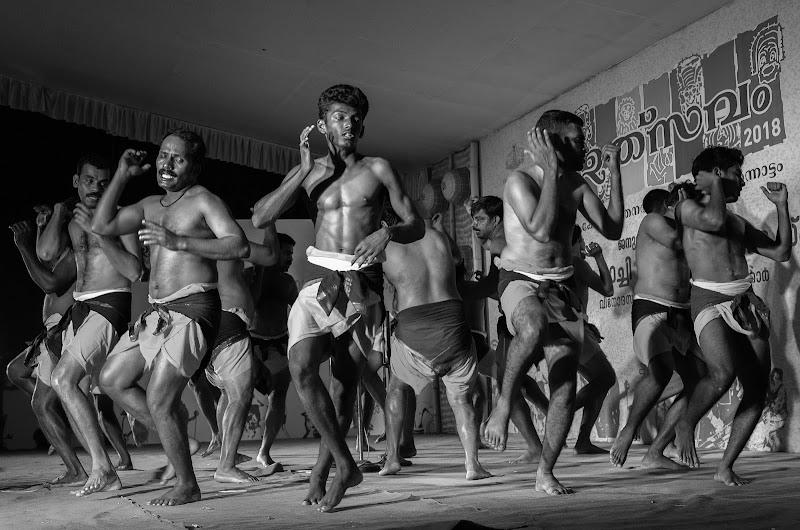 Kerala: Kalaripayattu thekkan di francesco|gallorini