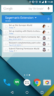 Wunderlist: To-Do List & Tasks Screenshot 6