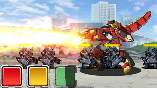 Robot force - Mechadino : Tyrannosaurus 1.2 screenshots 3