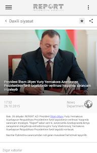 Report.Az screenshot 3