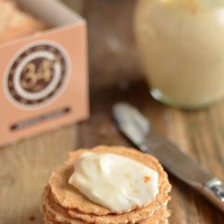 Honey Apricot Goat Cheese Spread