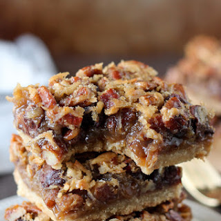 Chocolate Pecan Pie Bars Without Corn Syrup Recipes