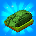 Merge Tanks: Best Military Vehicles Merger Game icon
