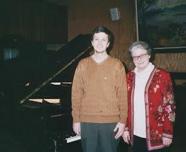 Photo: Med Prof. Diane Andersen, EPTA-pianohelg, Kristiansund