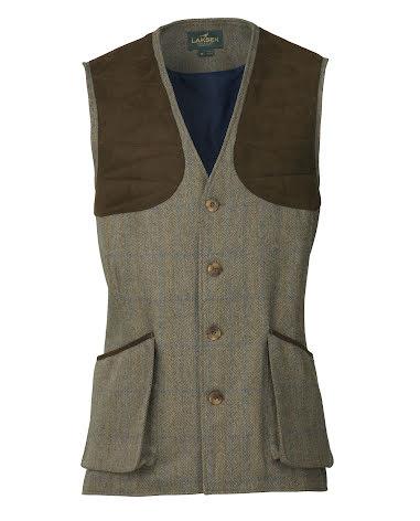 Laksen Rutland Leith Shooting Vest