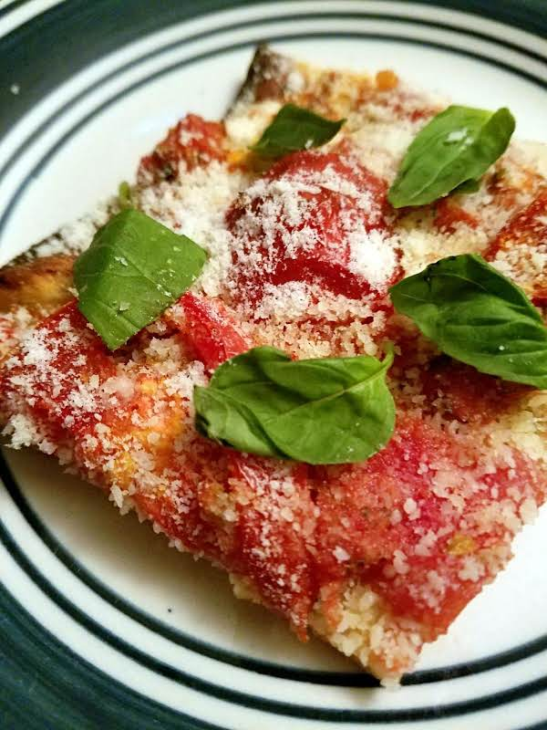 Garlic Marinara Pizza Recipe