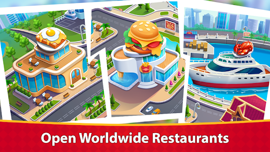 Cooking Marina – fast restaurant cooking games 1