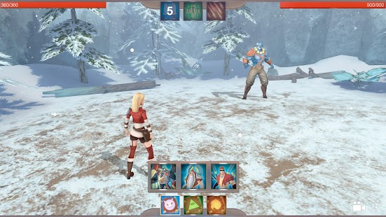 Heroes of Arca Screenshot