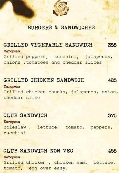 Cafe Illuminatii menu 8