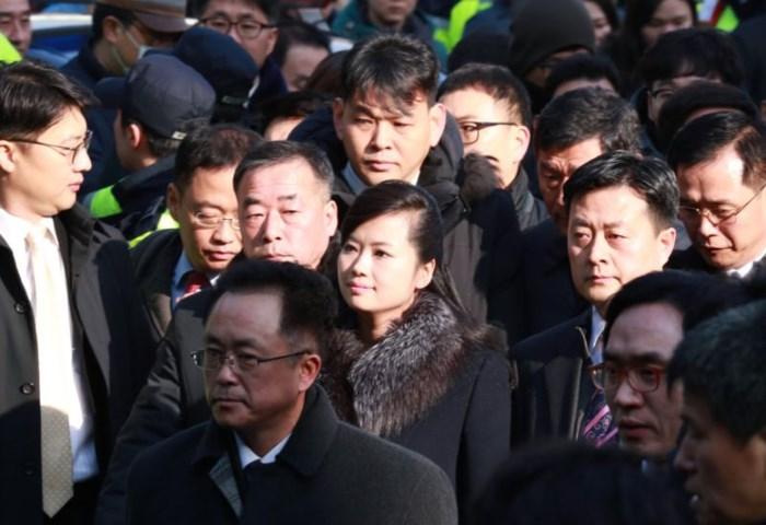 Cận cảnh người yêu cũ xinh đẹp và quyền lực của Chủ tịch Kim Jong Un - Ảnh 4