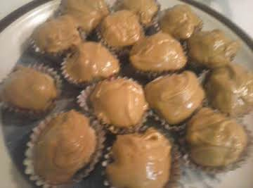 Easy Peanut Butter almost Truffles