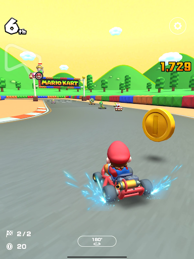 Mario Kart Tour 1.6.0 screenshots 12