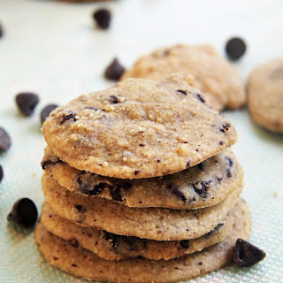 Healthier Chocolate Chip Cookies (Two Ways)
