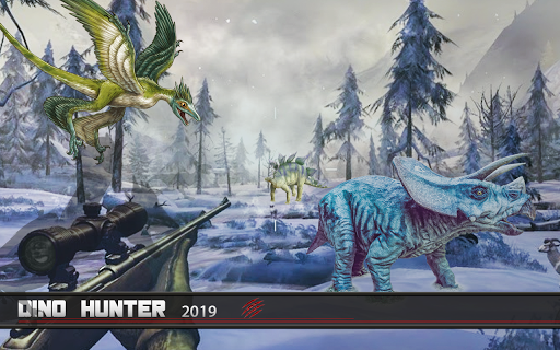 Jungle Dinosaurs Hunting 2- Dino hunting adventure filehippodl screenshot 9