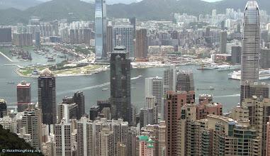 Photo: Hong Kong and Kowloon