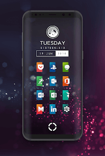 Thin - Icon Pack Screenshot