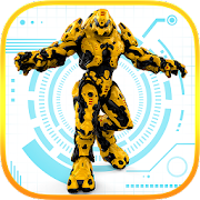 Heroic Robot : Logic Game for Boys