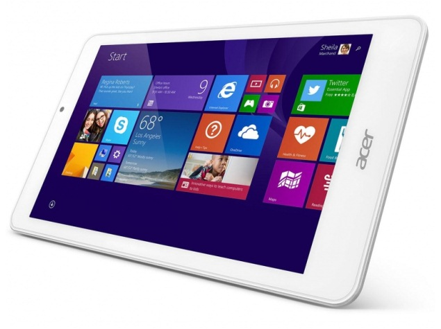 Acer Iconia One Tab 8 W tablet