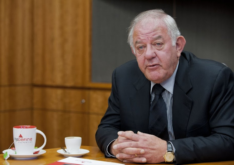 Redefine CEO Marc Wainer. Picture: REUTERS