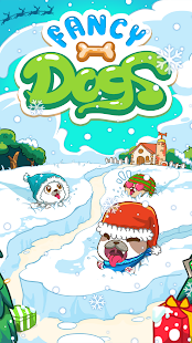 Fancy Dogs - Cute puppies dress up & mom games- screenshot thumbnail