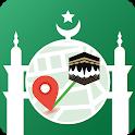 Muslim: Prayer Time, Qibla icon