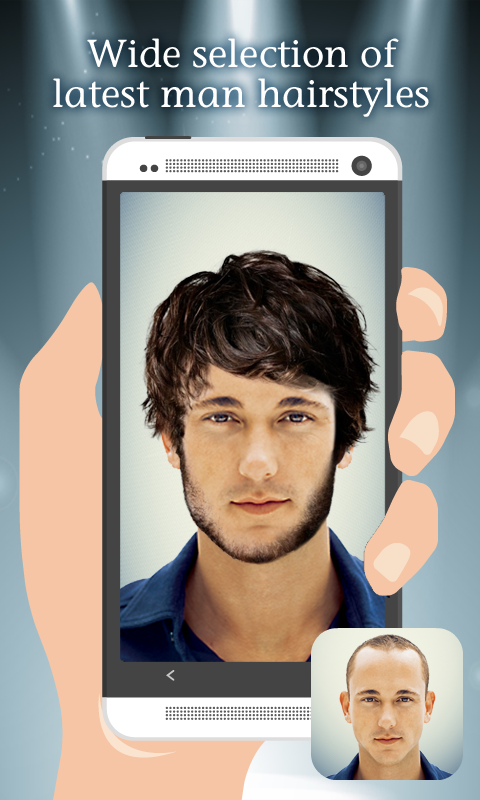Sensational Men Hairstyle Montage Maker Android Apps On Google Play Short Hairstyles Gunalazisus