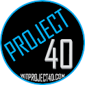 Project 40 icon