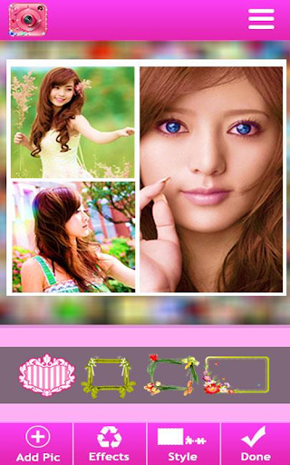 Lipix foto editor collage