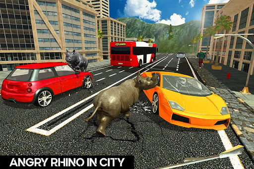 Download Wild Rhino Family Jungle Simulator on PC & Mac with AppKiwi