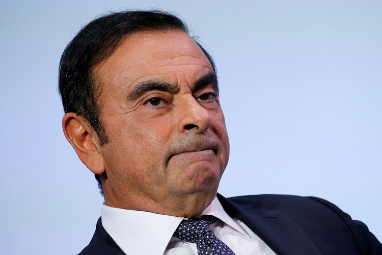 Carlos Ghosn. Picture: REUTERS/REGIS DUVIGNAU