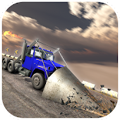 Roadway War Truck Racing offroad