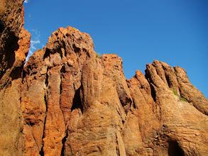 Photo: #022-La réserve de Scandola en Corse, classée au Patrimoine mondial de l'Unesco.
