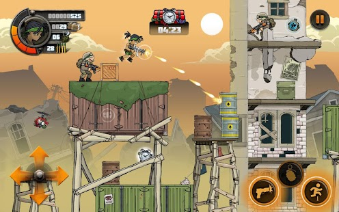 Metal Soldiers 2 Screenshot