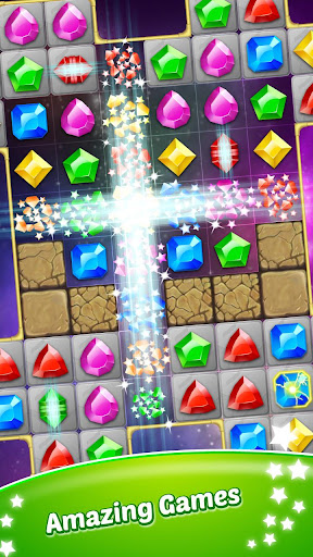 Diamond & Gems: Puzzle Blast 1.2 screenshots 3