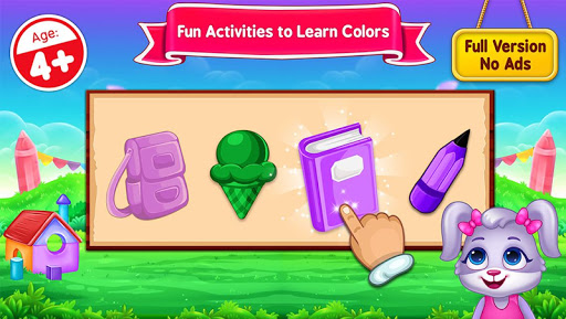 Colors & Shapes - Kids Learn Color and Shape android2mod screenshots 1