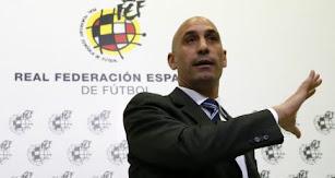 Luis Rubiales en El Larguero.