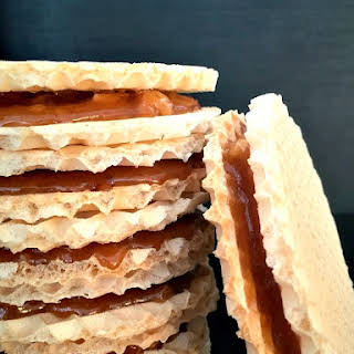 Caramel Wafers Recipes.