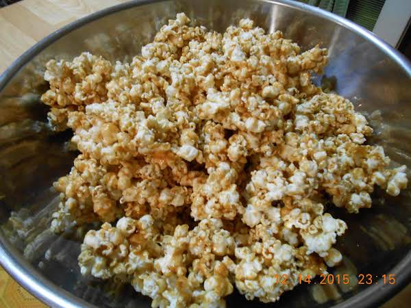 Baked Carmel Corn Recipe