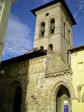Photo: Etapa 15. Iglesia de Santiago.Carrión de los Condes