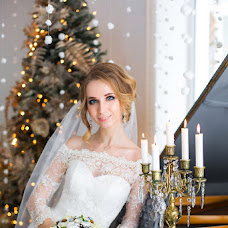 Wedding photographer Yuliya Gorbunova (uLia). Photo of 29.01.2018