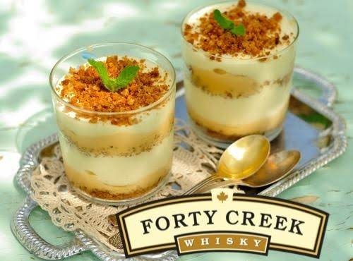 Forty Creek Pudding