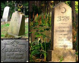 Photo: Kruszyniany. Cmentarz muzułmański (mizar).