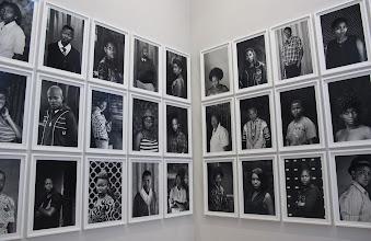 Photo: Zanele Muholi, Faces and Phases (udsnit)