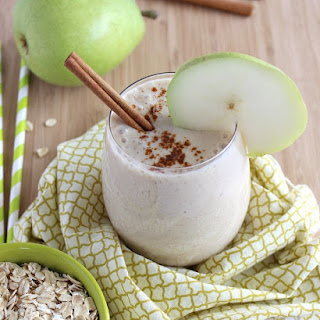 Spiced Pear Smoothie.