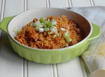 SPANISH RICE FOOL PROOF By Freda