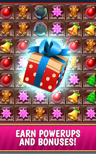 Christmas Crush Holiday Swapper Candy Match 3 Game 1.35 screenshots 3