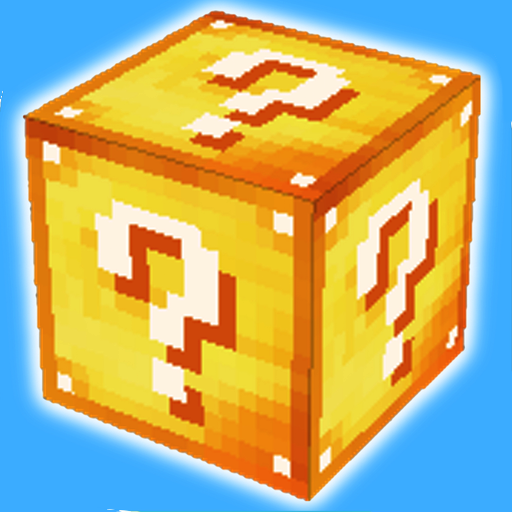 Maps Lucky Block for MCPE