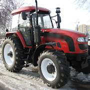 Wallpapers Foton Tractor
